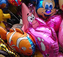happy balloons by ARJAN