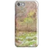 Promise Of Spring Returning iPhone Case/Skin