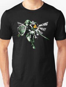 The legend of Zelda - Triforce of Courage T-Shirt