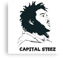 Capital Steez Canvas Print