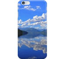Lake Time II iPhone Case/Skin