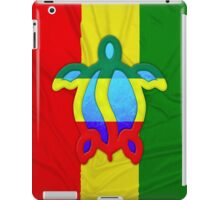 Rasta Honu iPad Case/Skin