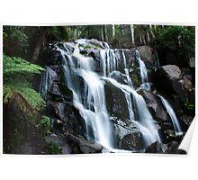 Torongo Falls Poster