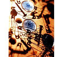 Pins & Needles Photographic Print