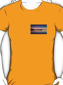 A cold night on Lake Lanier (I) T-Shirt
