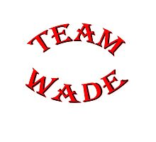 Team Wade Photographic Print