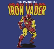 The Invincible Iron Vader by Beardart