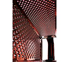 You Look Grate in Red Photographic Print