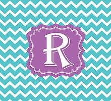 Chevron R by Tiltedgiraffes