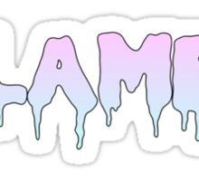 Dripping Lame Sticker