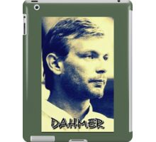 Jeffrey Dahmer, LARGE image iPad Case/Skin