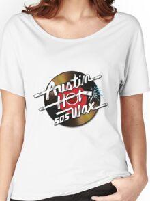 Austin Hot Wax Women's Relaxed Fit T-Shirt