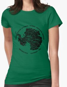 Outpost 31 Womens Fitted T-Shirt