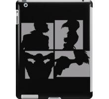Cowboy Bebop Silhouettes. iPad Case/Skin