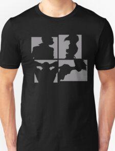 Cowboy Bebop Silhouettes. T-Shirt