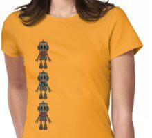 Boston Bots Womens Fitted T-Shirt