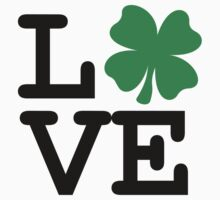 Love Four Leaf Clover by holidayswaggs