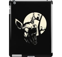 Raging Hyena iPad Case/Skin