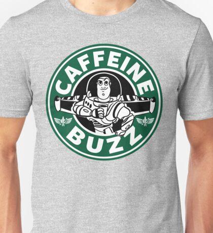 Caffeine Buzz Unisex T-Shirt