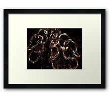 Mixer attachment Framed Print