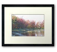 Nook of Contentment Framed Print