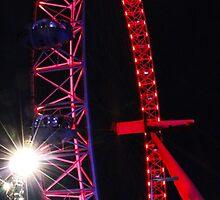 London Eye by Bumchkin