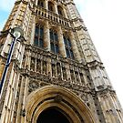 London - Parliament House by Bumchkin