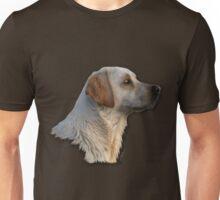 """Golden Boy"" Labrador\Retriever Unisex T-Shirt"