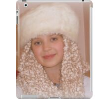 Wearing Nana's Hat iPad Case/Skin