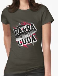 BARRACUDA Womens Fitted T-Shirt