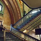 St Louis Stairway of Color by Tracy Jule