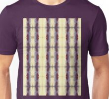 cream with violet and blood red spots Unisex T-Shirt