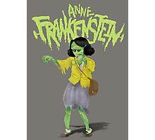 Anne Frankenstein Photographic Print