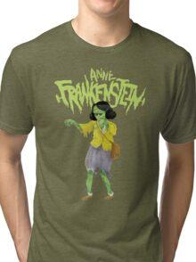 Anne Frankenstein Tri-blend T-Shirt