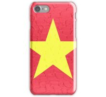 Vietnam flag iPhone Case/Skin