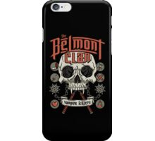 The Belmont Clan iPhone Case/Skin