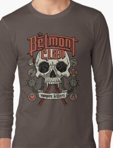 The Belmont Clan Long Sleeve T-Shirt