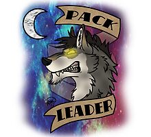 Pack Leader- Werewolf Space Design by BusinessWolf