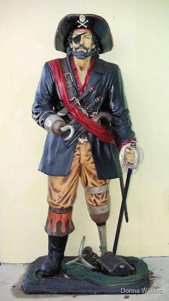 Captain Hook by Donna Adamski