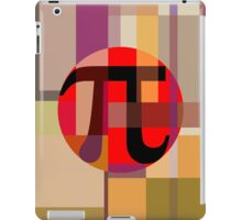 Geometric Pi  iPad Case/Skin