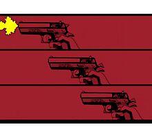 Cowboy Bebop Opening Gun(s). Photographic Print