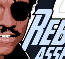 Rebels Assemble Sticker