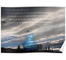 Ancestral Sky Poster