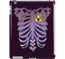 Zelda Triforce heart (v2) iPad Case/Skin