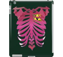 Zelda Triforce heart iPad Case/Skin