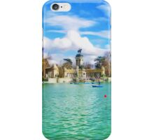 Madrid I iPhone Case/Skin