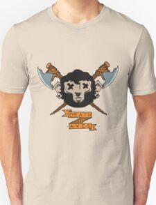 Death & Axes Unisex T-Shirt