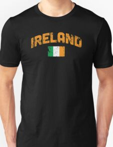 VINTAGE Irish Flag T-Shirt