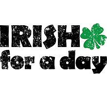 Irish for a Day Photographic Print