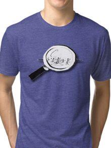 it's a small world... Tri-blend T-Shirt